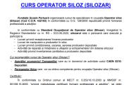 Curs Operator Siloz